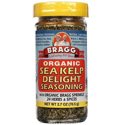 Bragg Organic Sea Kelp Delight Seasoning - 2.7 oz - 074305061028_1.jpg