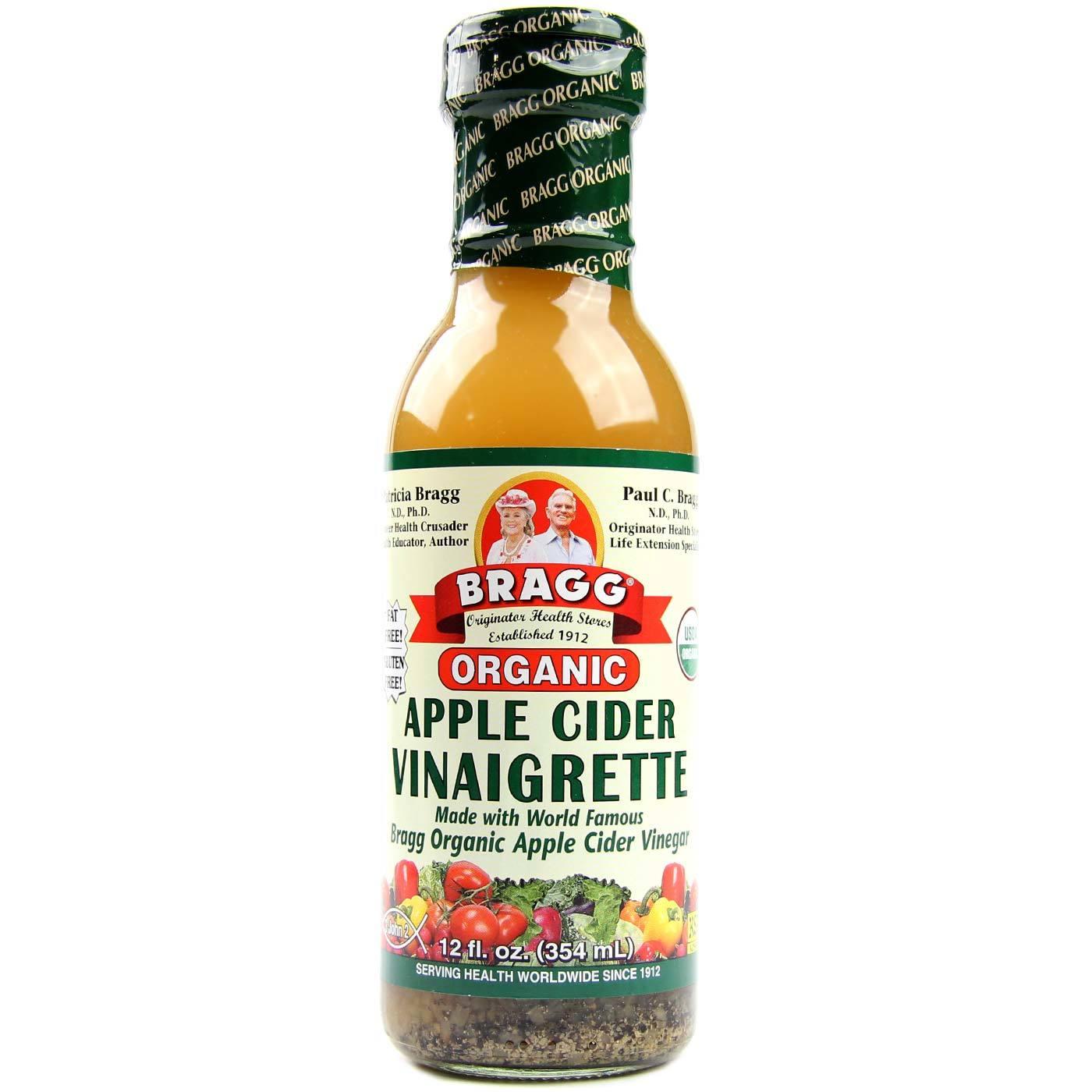 Bragg Apple Cider Vinaigrette, Organic - 12 fl oz - eVitamins.com