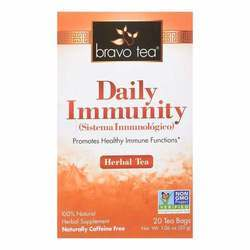 Bravo Tea Daily Immunity Tea