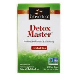 Bravo Tea Detox Master Tea