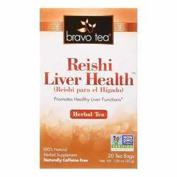 Bravo Tea Reishi Liver Health Tea