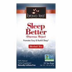 Bravo Tea Sleep Better Tea