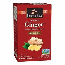 Bravo Tea Ginger Tea