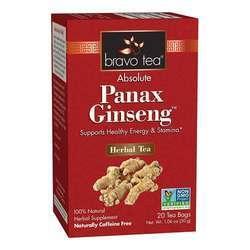 Bravo Tea Panax Ginseng Tea