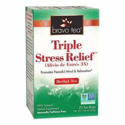 Bravo Tea Triple Stress Relief Tea