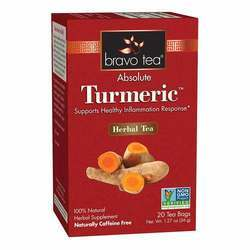 Bravo Tea Turmeric Tea