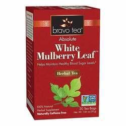 Bravo Tea White Mulberry Leaf Tea