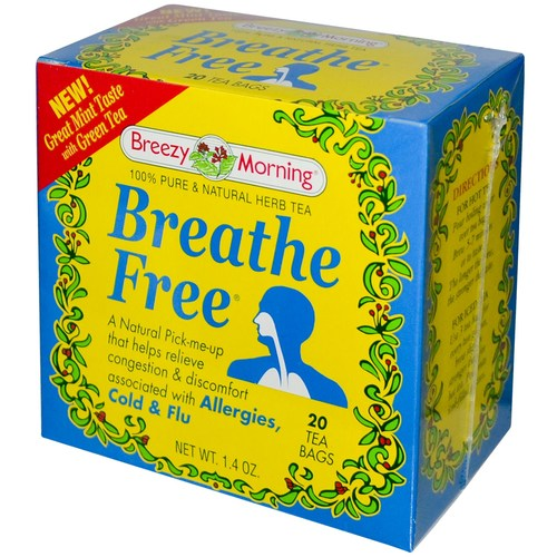 Breathe Free Tea