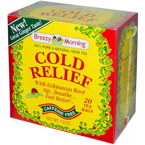 Cold Relief Tea