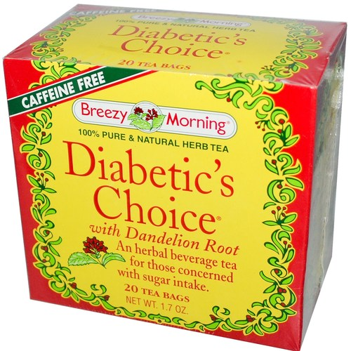 Diabetic's Choice Tea