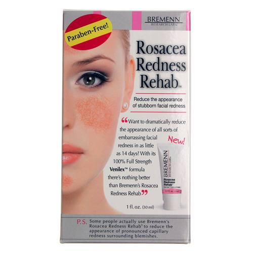 Rosacea Redness Rehab