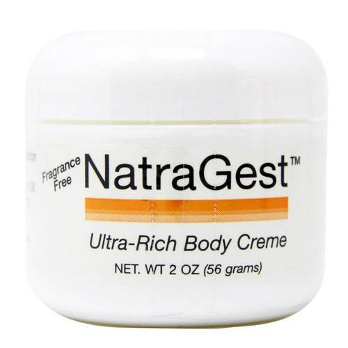 Broadmoore Labs NatraGest Cream Fragrance Free - 2 oz (56 g) - 578_front2020.jpg