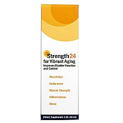 Broady Health Sciences Strength24 for Vibrant Aging