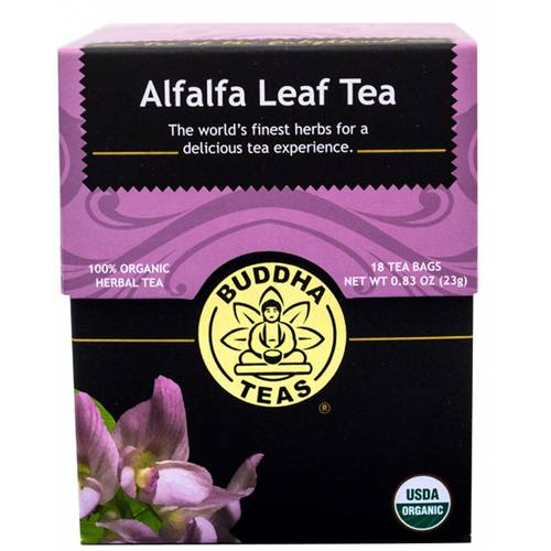 Buddha Teas Herbal Tea Alfalfa - Leaf - 18 bags - 106289_1.jpg