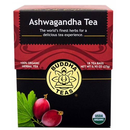 Buddha Teas Herbal Tea, Ashwagandha - 18 bags - 106291_1.jpg