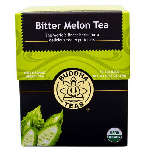 Buddha Teas Herbal Tea, Melão amargo - 18 bags - 106295_1.jpg
