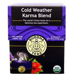 Buddha Teas Cold Weather Karma Blend