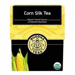 Buddha Teas Herbal Tea Corn Silk