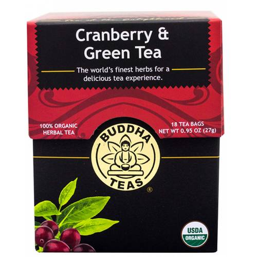 Cranberry and Green Tea