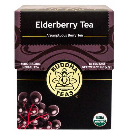 Buddha Teas Herbal Tea Elderberry - 18 bolsitas de té  - 107309_1.jpg