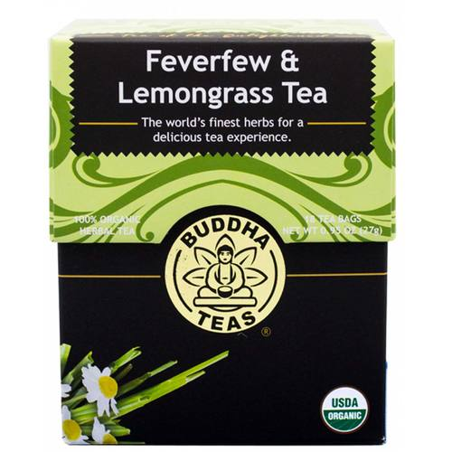 Buddha Teas Herbal Tea Maleza y Lemongrass - 18 bags - 107315_1.jpg