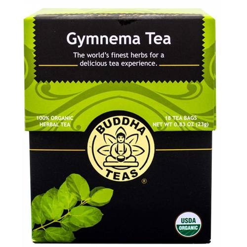 Buddha Teas Herbal Tea Gymnema - 18 bags - 107323_1.jpg