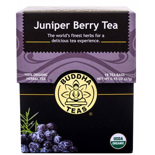 Buddha Teas Herbal Tea Juniper Berry - 18 bags - 107333_1.jpg