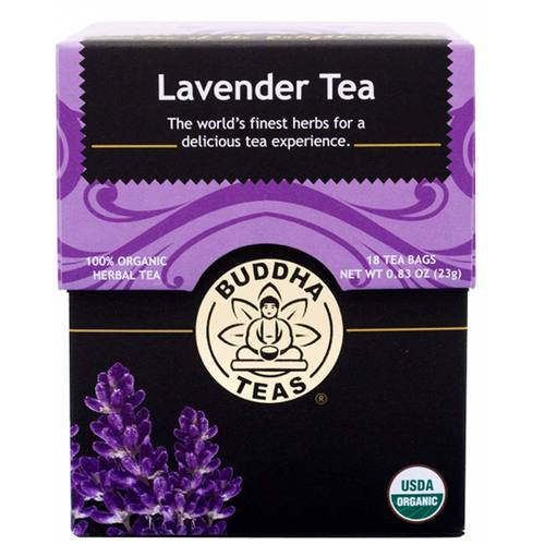 Buddha Teas Herbal Tea Lavender - 18 bags - 107335_1.jpg