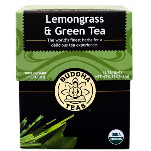 Lemongrass and Green Tea