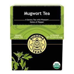 Buddha Teas Organic Mugwort Herbal Tea