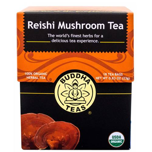 Buddha Teas Herbal Tea Hongo Reishi - 18 bags - 107359_1.jpg
