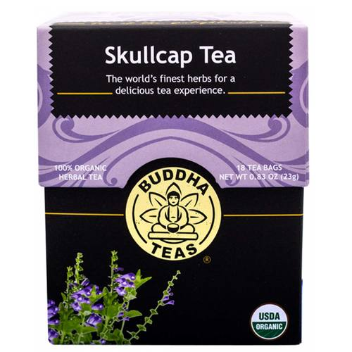 Buddha Teas Herbal Tea Casquete - 18 bags - 107372_1.jpg