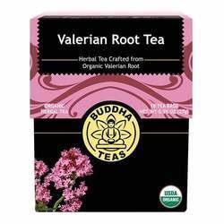 Buddha Teas Valerian Root Herbal Tea