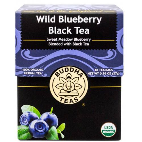 Wild Bluberry Black Tea