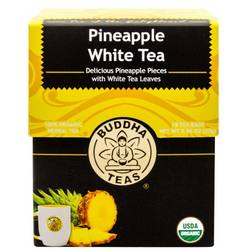 Buddha Teas Pineapple White Tea