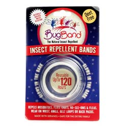 Bug Band Insect Repellent Band