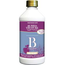 Buried Treasure B Complete Vitamins - Liquid