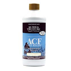 Buried Treasure ACF Fast Relief