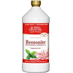 Buried Treasure Bentonite Detox Formula
