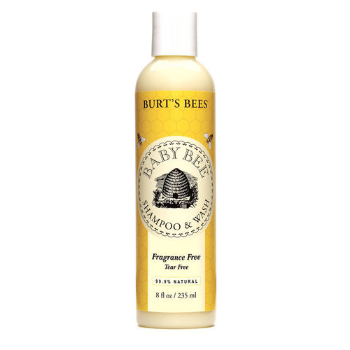 Baby Bee Shampoo and Wash