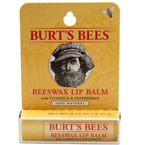 Beeswax Lip Balm
