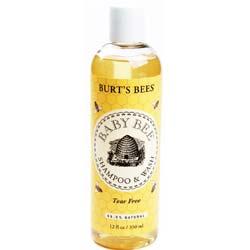 Burt's Bees Baby Bee Shampoo and Wash