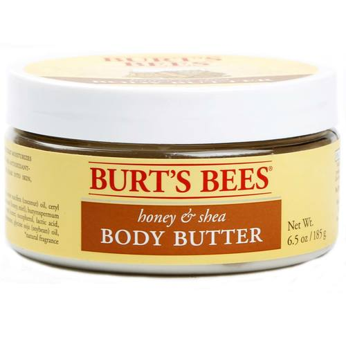 Honey and Shea Body Butter