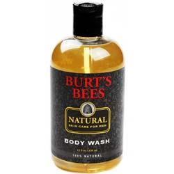 Burt's Bees Natural Skin Care for Men Bodywash