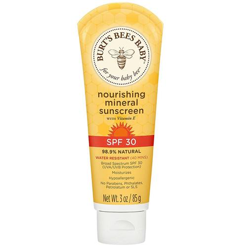 Baby Bee Nourishing Mineral Sunscreen Lotion