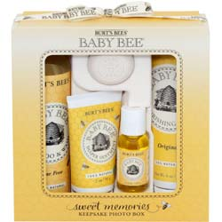 Burt's Bees Baby Bee Sweet Memories