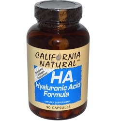 California Natural Hyaluronic Acid Formula