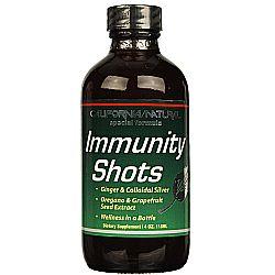 California Natural Immunity Shots