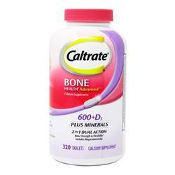 Caltrate 600+D3 Plus Minerals