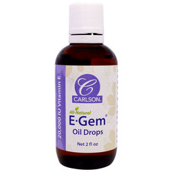 Carlson Labs E-Gem Oil Drops